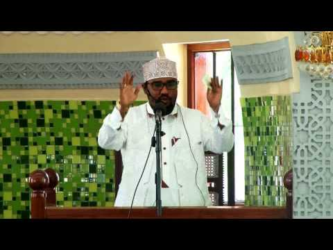 Kumueka Allah Kwanza Katika Kila Jambo Lako - Sheikh Yusuf Abdi  (24.2.2017)