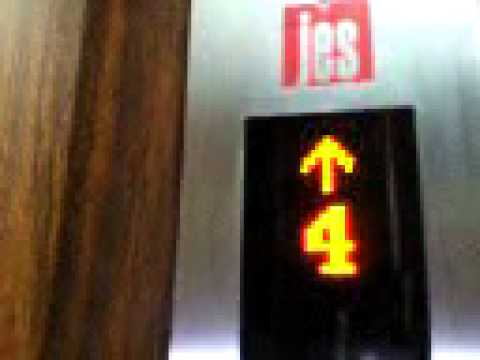 Jes製エレベーターvery Old Schindler(modernized By Jes)traction Elevator lift video