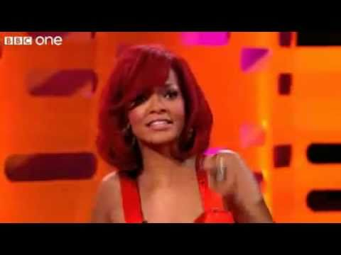 Rihanna awkward bikini wax story VIDEO november interview waxed Interview ...