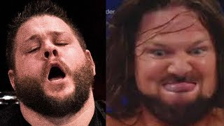 Kevin Owens - Why AJ Styles is a freak, What it feels like to take the Styles Clash
