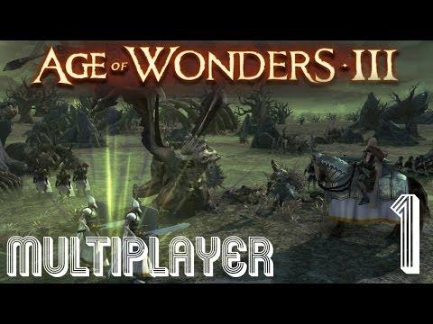 Age of Wonders III   Multiplayer Episode 1