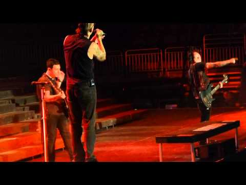 """This Means War"" Avenged Sevenfold@Giant Center Hershey, PA 5/8/14"