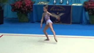 Pasquini Martina corpo libero - Allieve 2° fascia - Nazionale di Categoria 2016