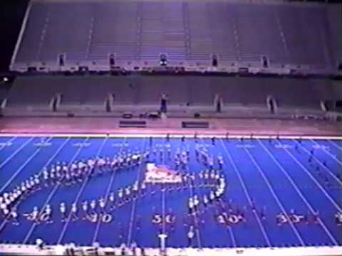 Centennial High School Marching Band 1997