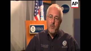 FEMA Administrator Craig Fugate said in an interview with the Associated Press Wednesday that regard