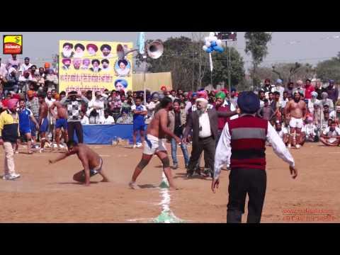 KHATTRA (Khanna) KABADDI CUP - 2015, 27th Feb || Full HD || Part 1st.