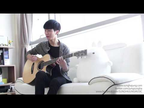 (이유 갓지 (God G) 않은 이유 (박명수,아이유)) - Leon 레옹- Sungha Jung