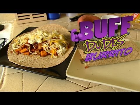 Healthy Breakfast Burrito Recipe - Low Fat High Protein