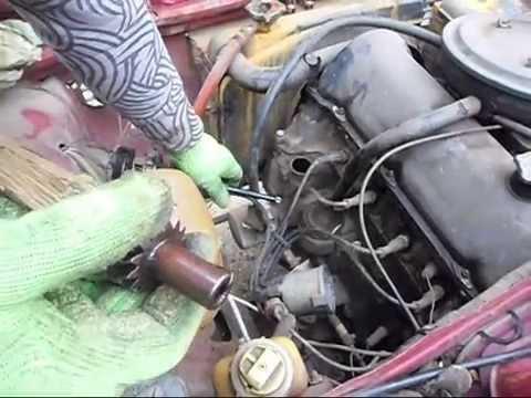 Давление масла двигателе ваз 2101
