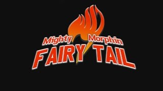 Mighty Morphin Fairy Tail [AMV Mighty Morphin Power Rangers]