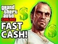 GTA Online Fast Way to Make Money, 5,000 Hour Solo - GTA 5 Tips and Tricks