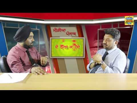 Do Gallan Kariye - Shivcharan Jaggi Kussa (Media Punjab TV)