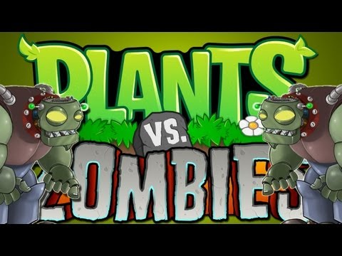 Plants vs. Zombies - Xbox 360 - THE END (LAST BOSS BATTLE)