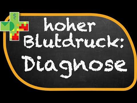 Hypertonie bzw. Bluthochdruck - Diese Diagnostik brauchst Du