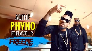 Phyno - Authe [Official Video] ft. Flavour