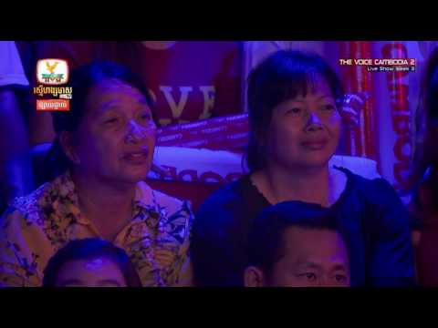 The Voice Cambodia - Tit Sophat​ - Live Show 29 May 2016