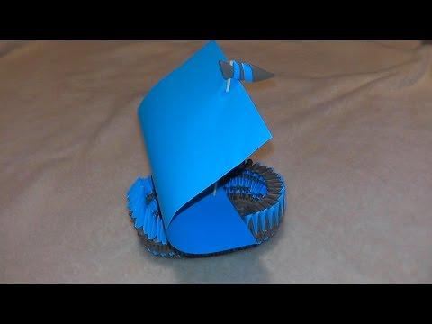 Орігамі модульне: схеми