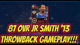 87 OVR JR SMITH