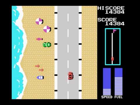 Road Fighter - Gameplay by mgos307 - User video