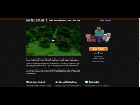 Miten ladata minecraft ilmaiseksi (FIN) [TUT]