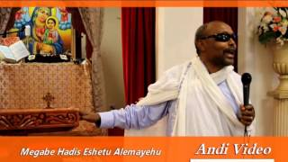 "Megabe Hadis Eshetu Alemayehu ""SEW ALE ???"""