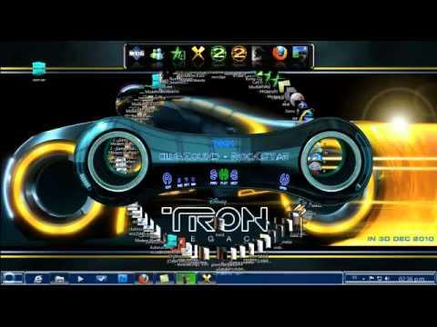 Descargar reproductor de TRON para pc