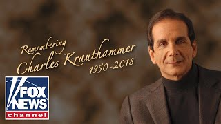 Charles Krauthammer dead at 68: A look back at his legacy