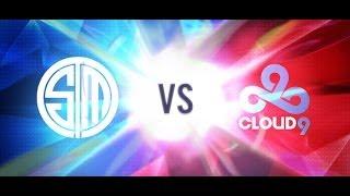 Cloud 9 vs Team SoloMid - Ultra Rapid Fire