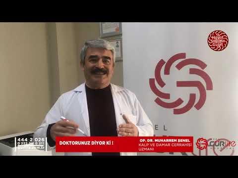 OP. DR. MUHARREM ŞENEL | VARİS TEDAVİLERİ HAKKINDA ! PART2
