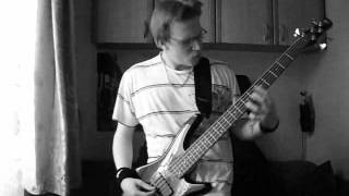 Fu Manchu -  California Crossing (Bass Cover)