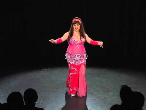 Raqs Sharqi By Chryssanthi Sahar Danced On Arabian greek turkish Fusion Music video