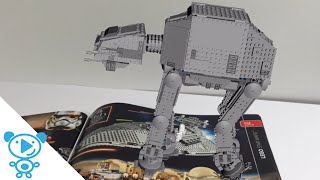 Lego Star Wars augmented reality Catalogue 3D