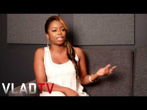 Shay Johnson: Erica Dixon's Scrappy's Doormat video