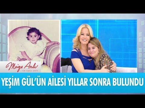 Yeşim Gül'ün ailesi yıllar sonra bulundu! - Müge Anlı İle Tatlı Sert 17 Kasım