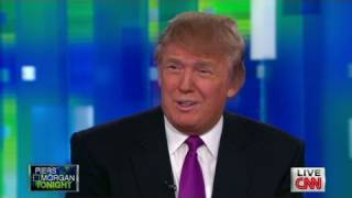 CNN Official Interview: Will Donald Trump run for president in 2012?