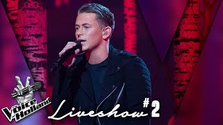 Menno Aben The Voice Holland 2019 Top 9 sings In My Blood