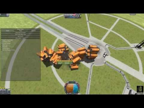 KSP - Breaking physics (Bug)