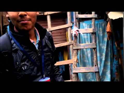 a movie on social problems of slums.....by bhaskaracharya...under anirudh sudhanshu
