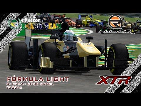 rFactor Brasil Team Fórmula Light @ GP Brasil - 4ª Etapa T3/2014