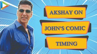 Desi Boyz - Akshay Kumar on his Movie 'Desi Boyz' - Exclusive Interview Part 1