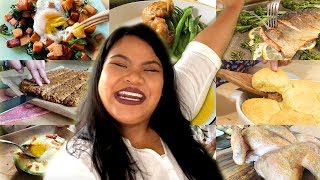 I Only Ate 3-Ingredient Meals For 3 Days (Vertical Video)