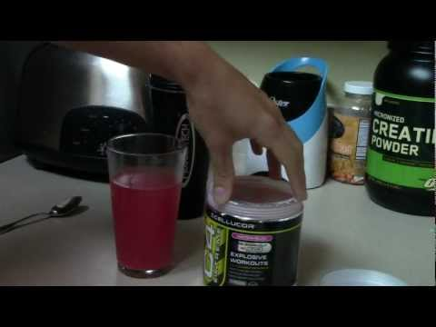 Cellucor C4 Extreme Pre Workout Review