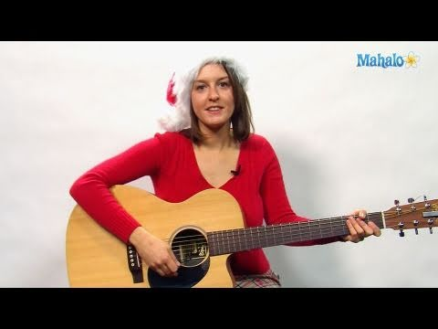 How To Play Feliz Navidad On Guitar