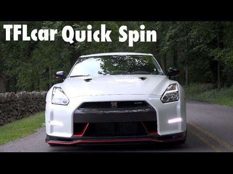 2015 Nissan GT-R Nismo Quick Spin Review: The Fastest Drool-Worthy GT-R Ever! Music Videos