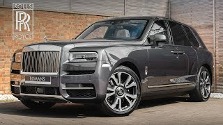 The 10 Best Things About the Rolls-Royce Cullinan