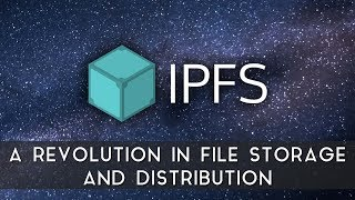 IPFS   A revolution in file storage and distribution