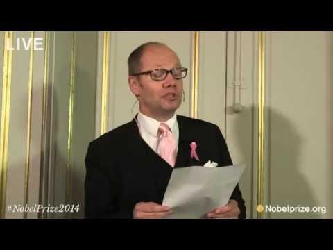 Kövesd élőben a Nobel-bejelentést!