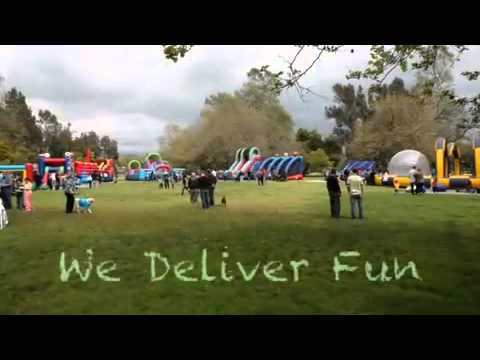 Inflatables | Interactive Games | Jumpers in Los Angeles, California