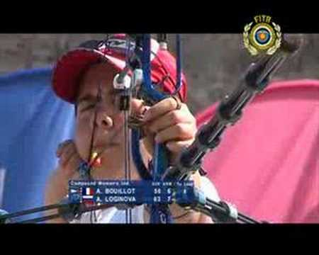 Archery World Cup 2008 - Stage 1 - Ind. matches #1 Video