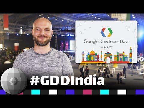 The Developer Show (GDD India '17) w/ Sean McQuillan